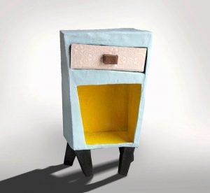แนวคิดการออกแบบผลิตภัณฑ์ จากกระดาษ